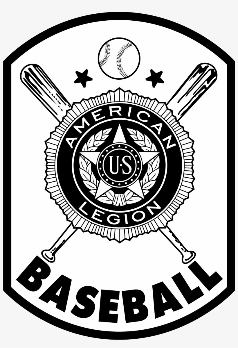 American Legion Baseball Logo Png Transparent.