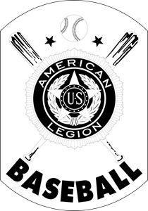AMERICAN LEGION BASEBALL Logo Vector (.SVG) Free Download.