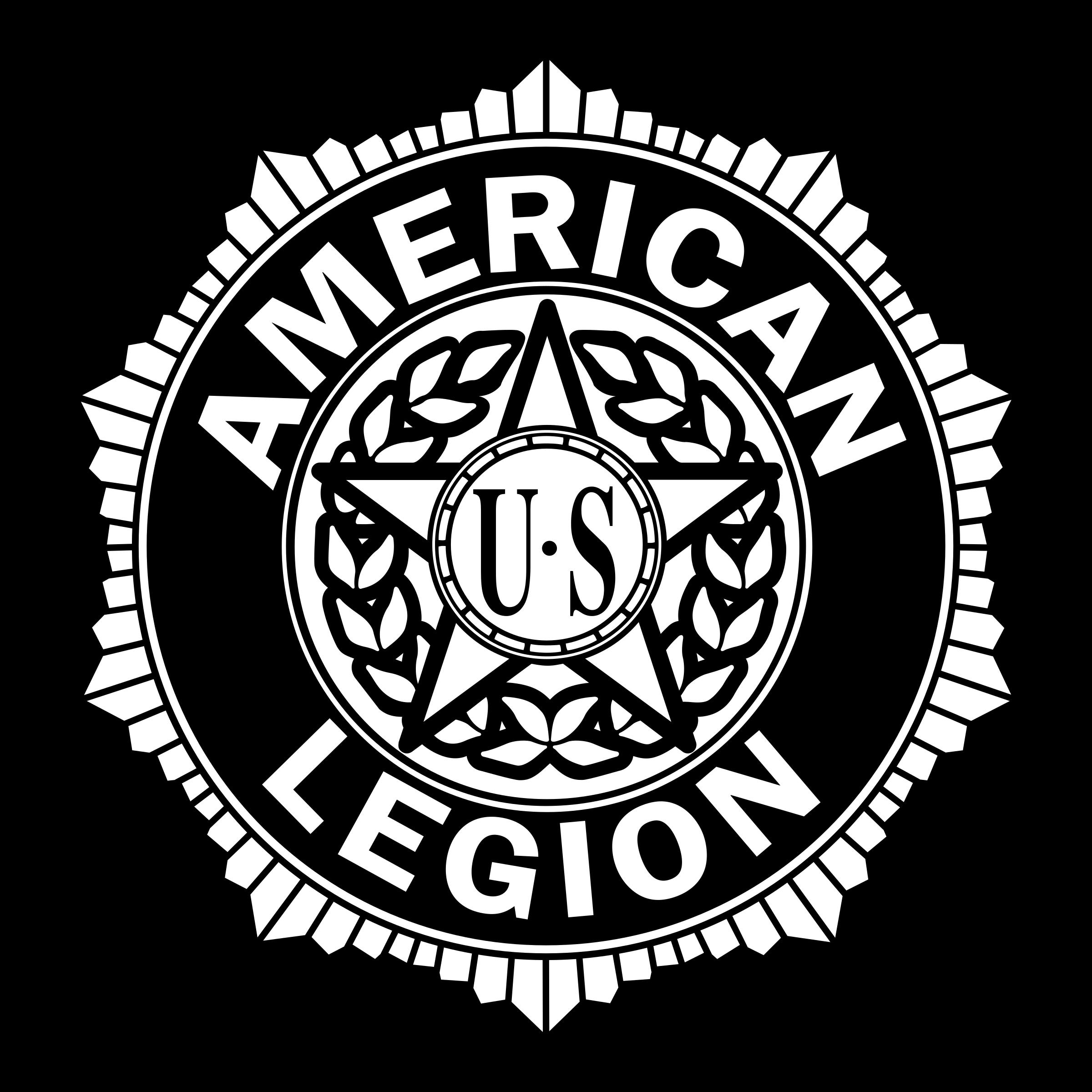 American Legion Logo PNG Transparent & SVG Vector.