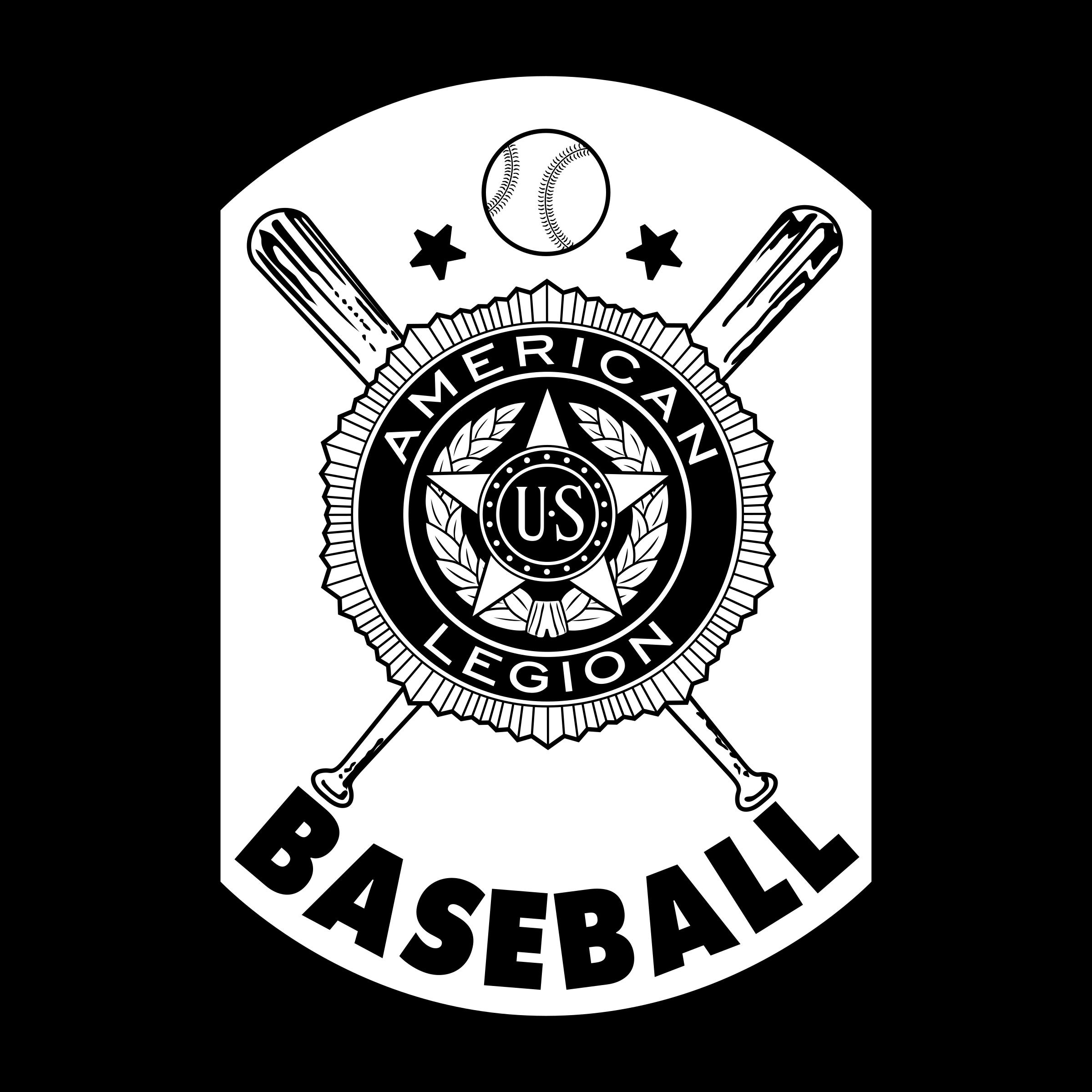 American Legion Baseball Logo PNG Transparent & SVG Vector.