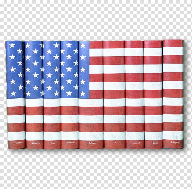 American literature Flag of the United States American.