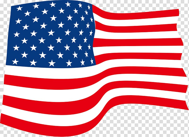 Flag of the United States Dietary supplement Made in USA.