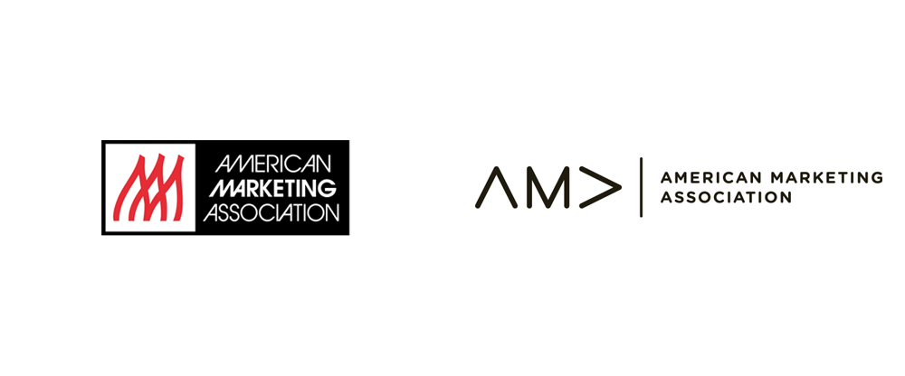 Brand New: New Logo for American Marketing Association by OKRP.