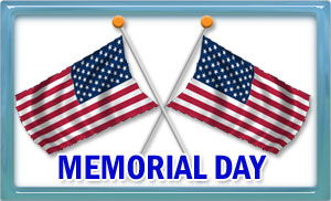 Free Memorial Day Clipart.