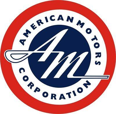 American Motors Logo.
