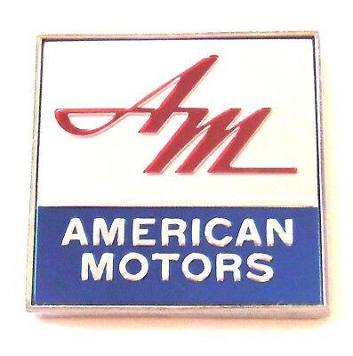 AMC AMERICAN MOTORS LOGO \