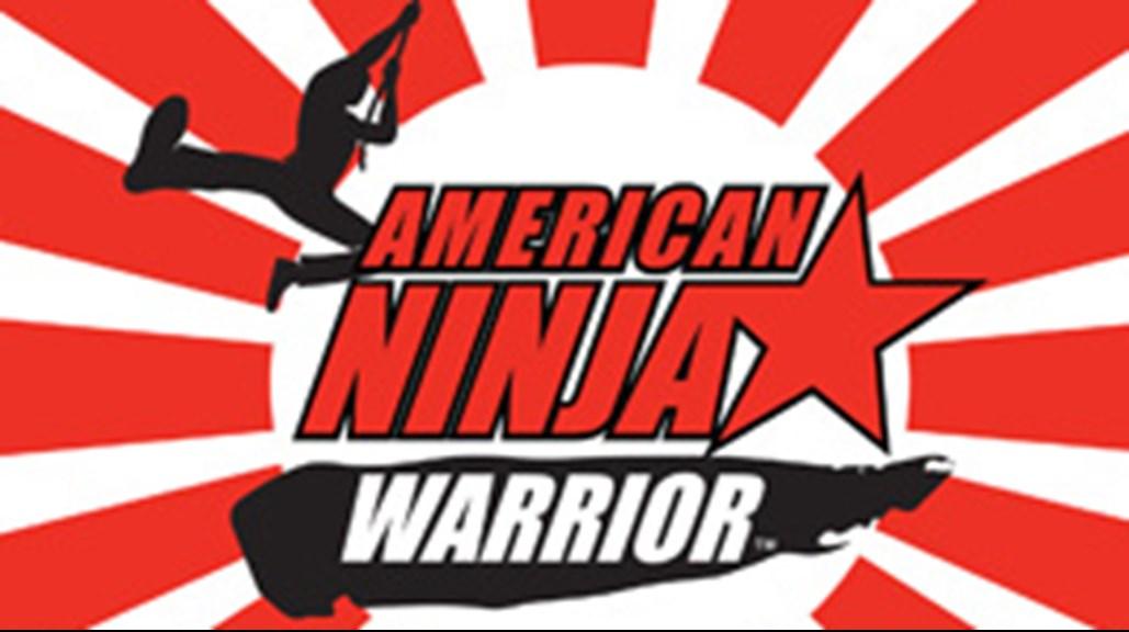 American Ninja Warrior Clipart.