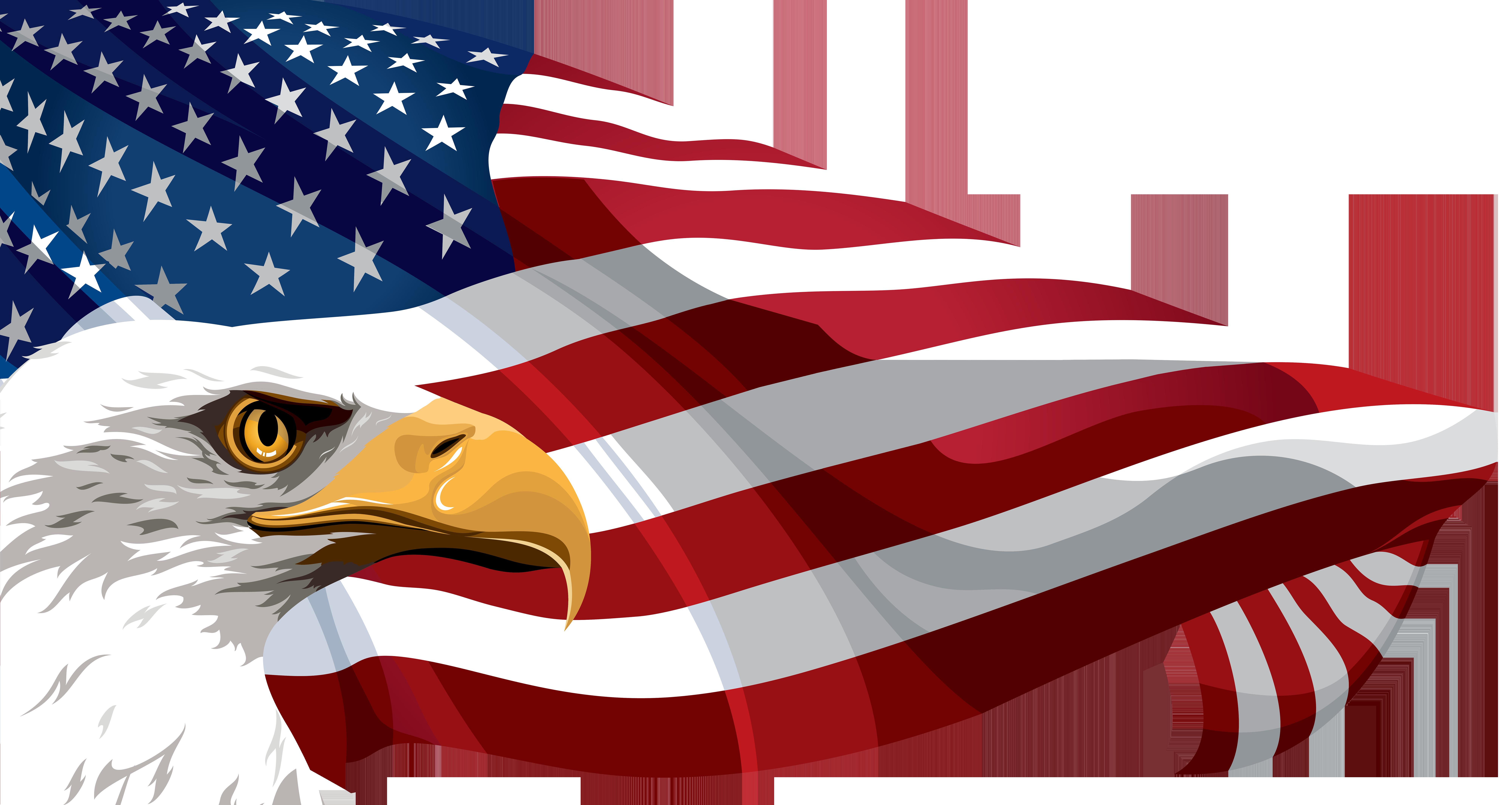 Clipart bird patriotic, Clipart bird patriotic Transparent.