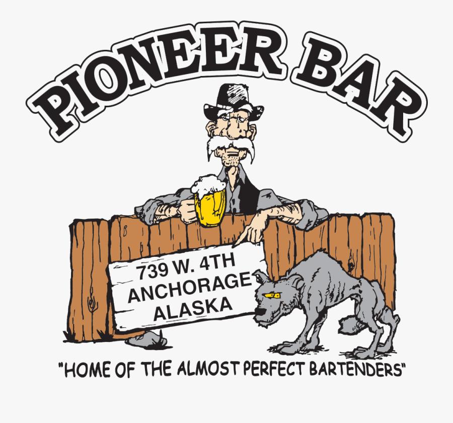 Pioneer Bar.