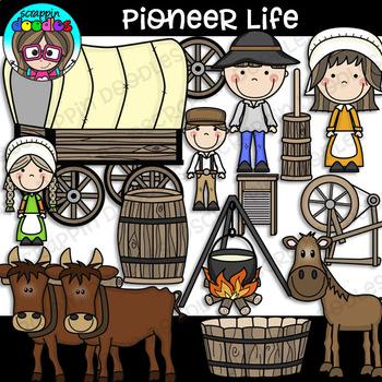 Pioneer Kids Worksheets & Teaching Resources.