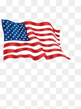 American Flag, Flag, American Flag, Bann #12845.