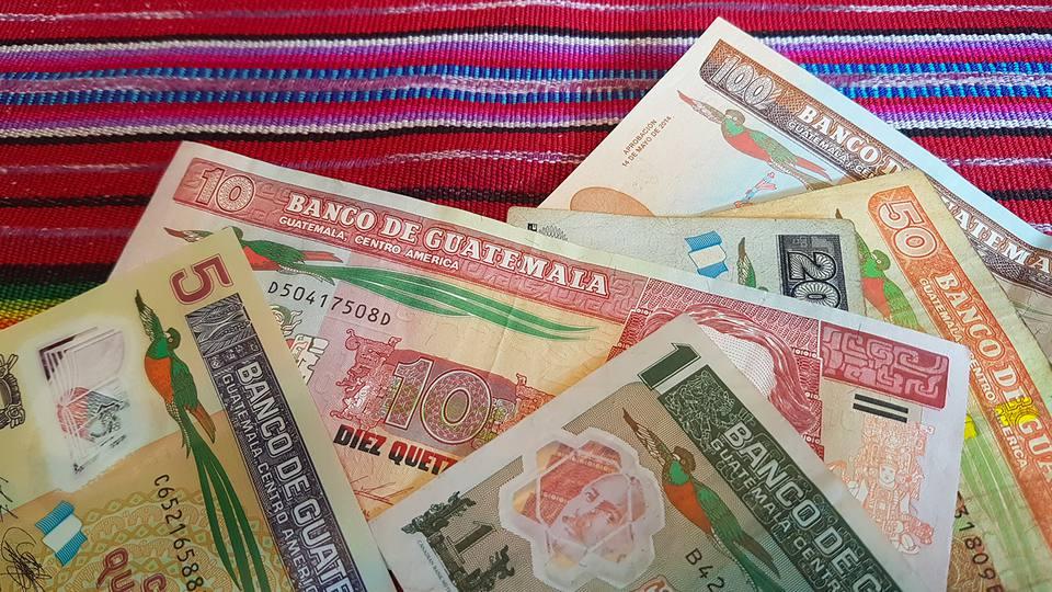 Guatemalan Currency: The Quetzal.