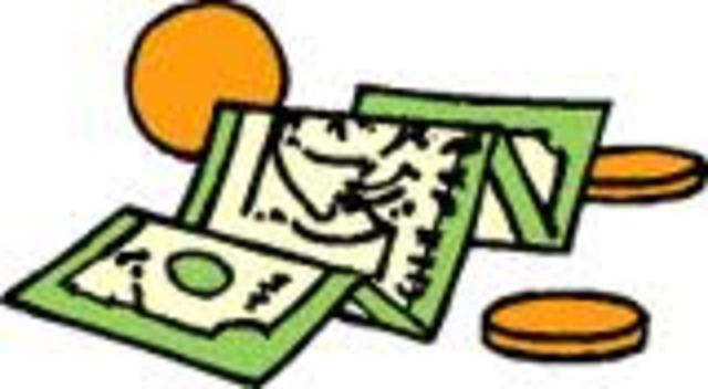 Money Change Clipart.