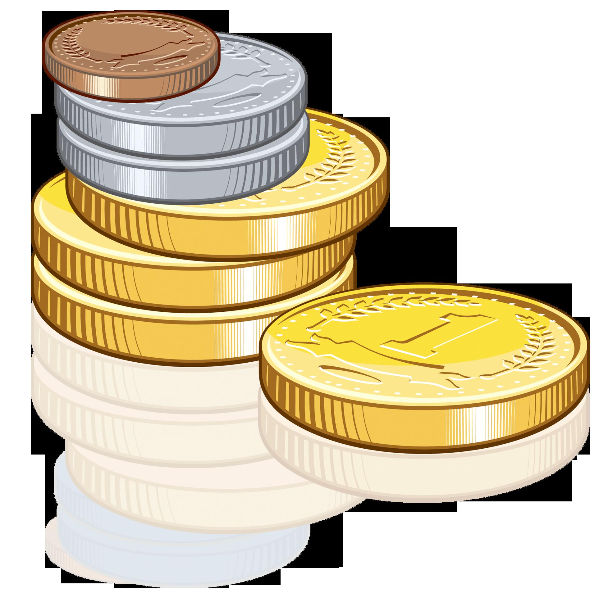 Change Money Clipart.