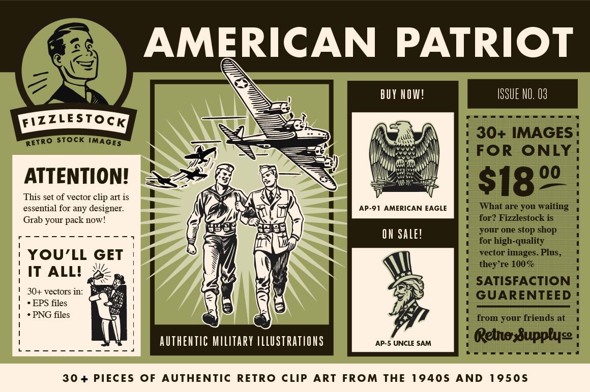 American Patriot.