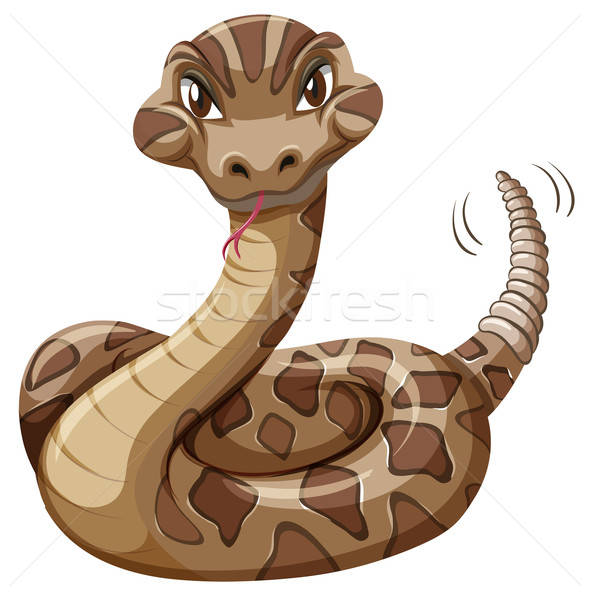 Rattlesnake Stock Vectors, Illustrations and Cliparts.
