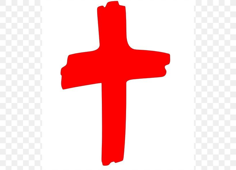 American Red Cross Christian Cross Free Content Clip Art.