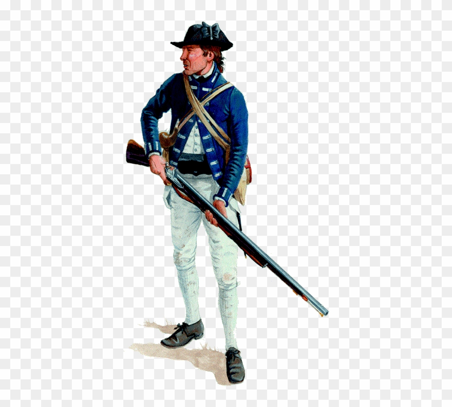 Free Download American Soldiers In The American Revolution.