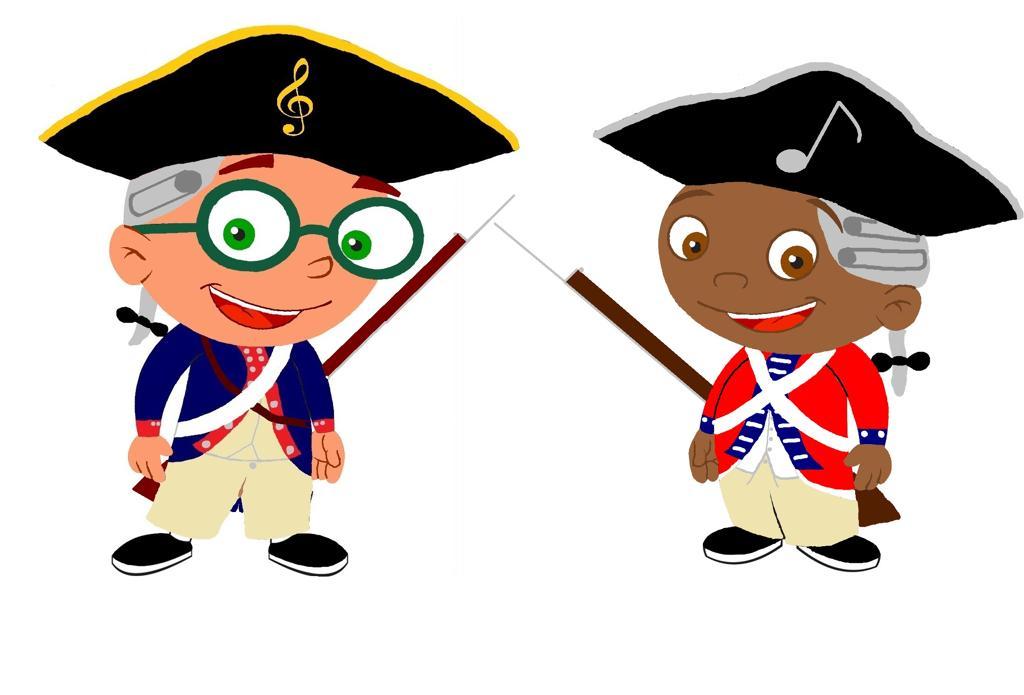 American Revolution Pics.