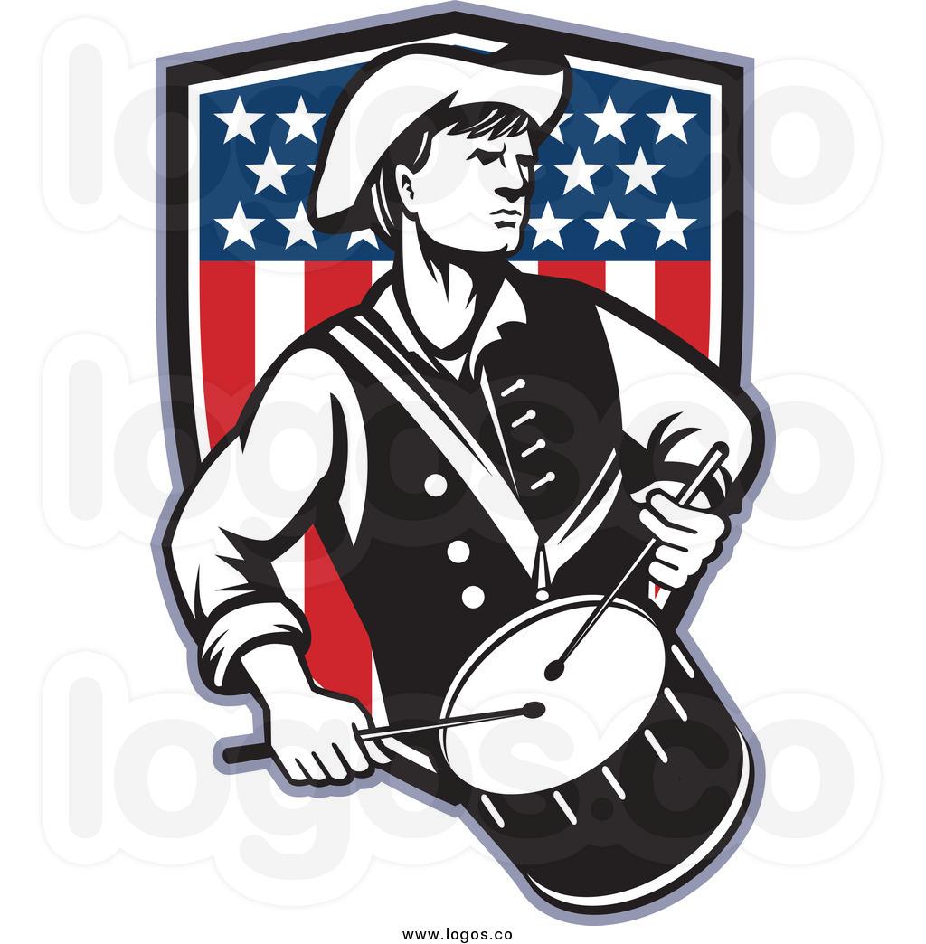 Clip art for american revolution.
