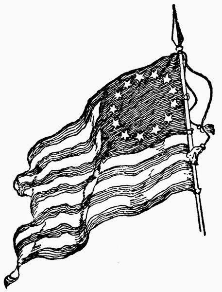 Revolutionary War Clipart Black And White.