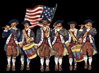 15+ American Revolution Clip Art.