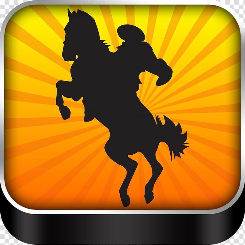 American frontier Cowboy Rodeo, cowboy transparent.