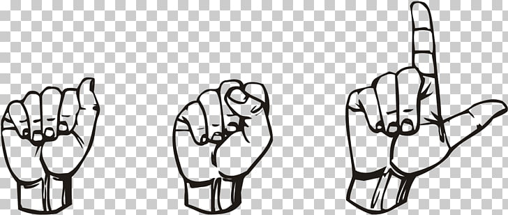 American Sign Language , American Sign Language s PNG.