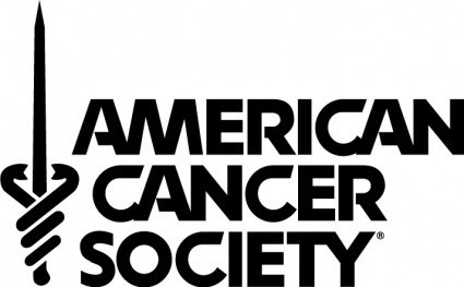 American Cancer Society Clipart Graphic.