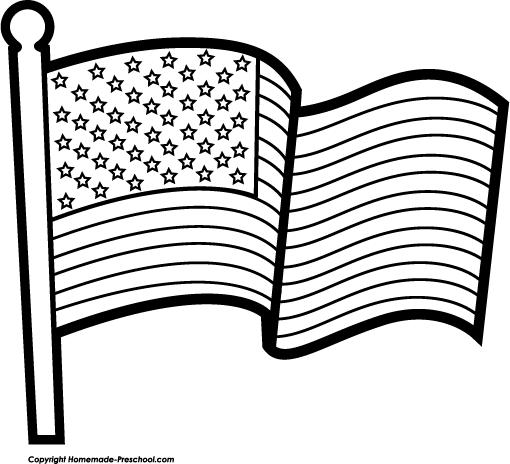 American Symbols Clip Art Black And White 36663.