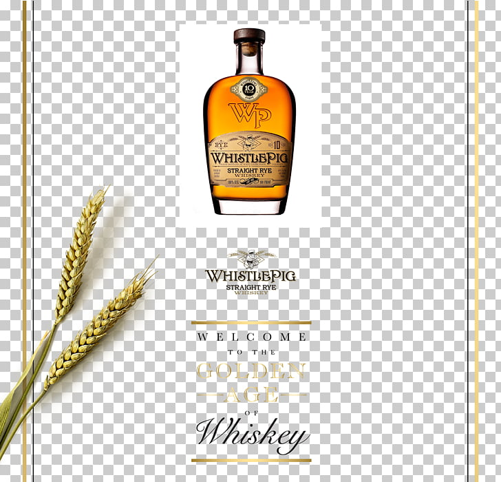 Rye whiskey Liqueur Drawing Liquor, american spirit ad PNG.