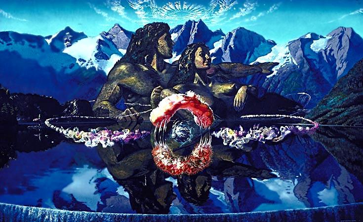 Native American Spirit Art ? DINCA.