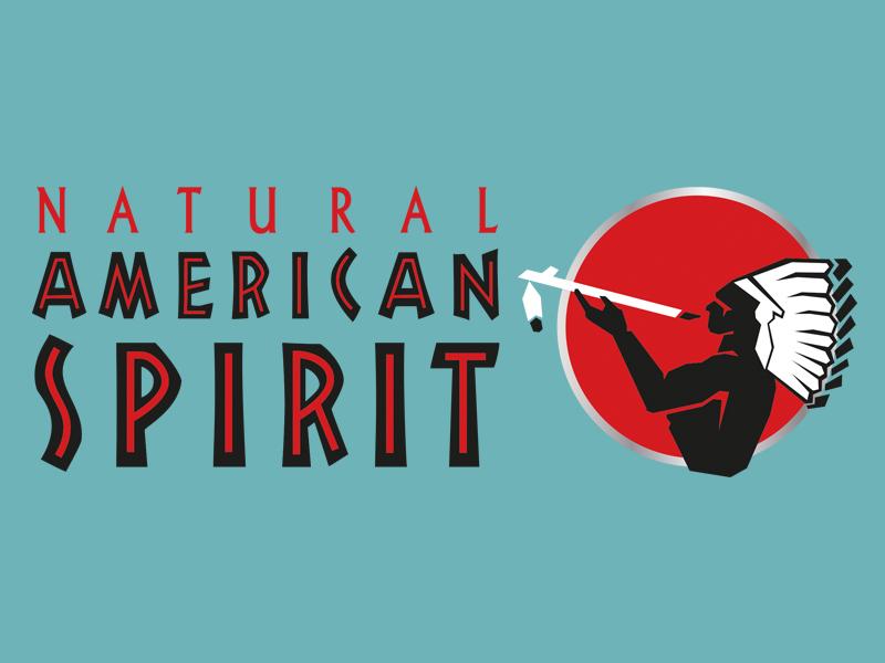 NATURAL AMERICAN SPIRIT ADVERTISING.