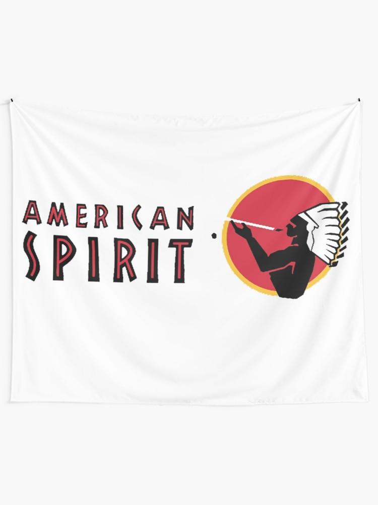 American Spirit Logo.