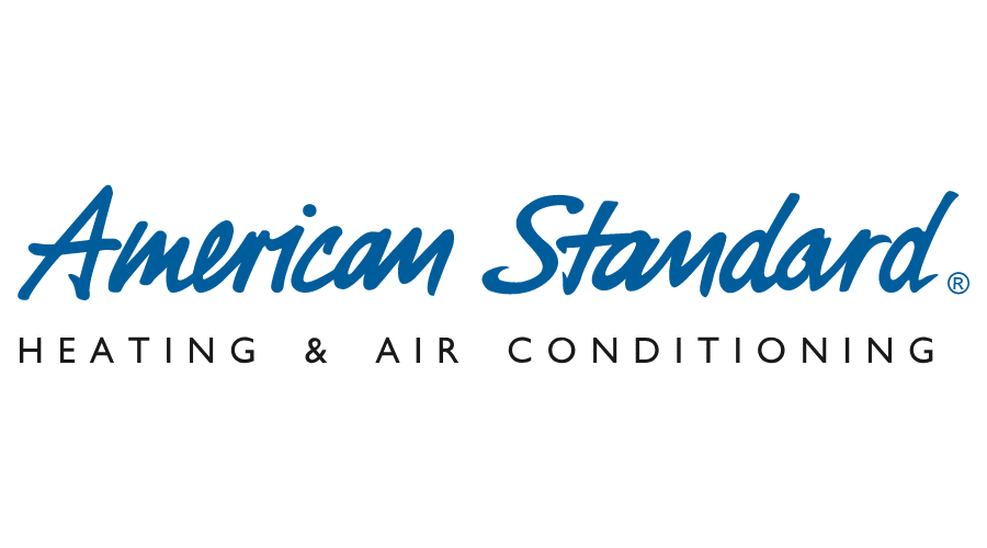 American Standard Heating and Air Conditioning Vector Logo.