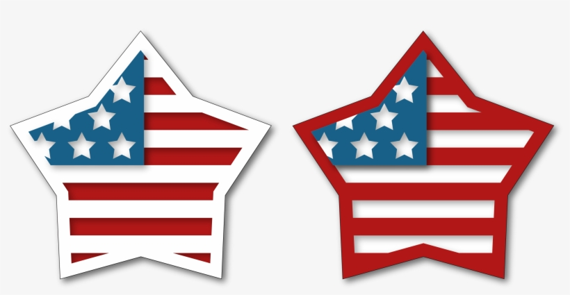 American Flag 50 Stars Png Star Swooper Banner.