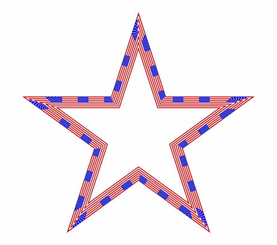 American Stars Png.