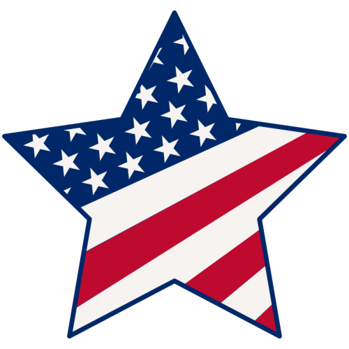 American star by SunCoastStore.
