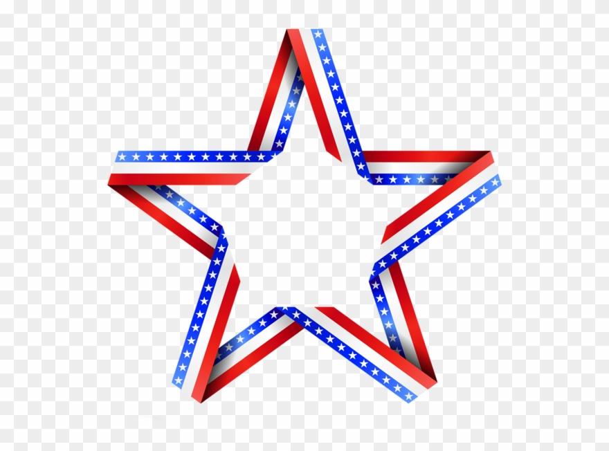 American Star Decor Png Clipart Transparent Png (#2642619).