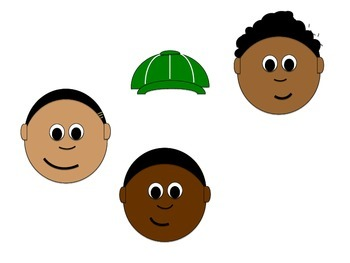Free Clipart: African American Students.