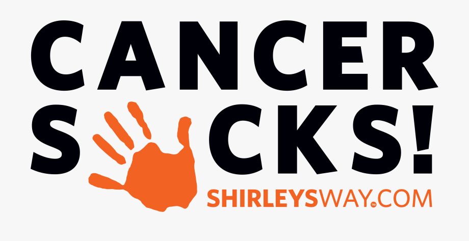 Cancer Sucks Logo Shirley\'s Way Cancer Sucks Help With.