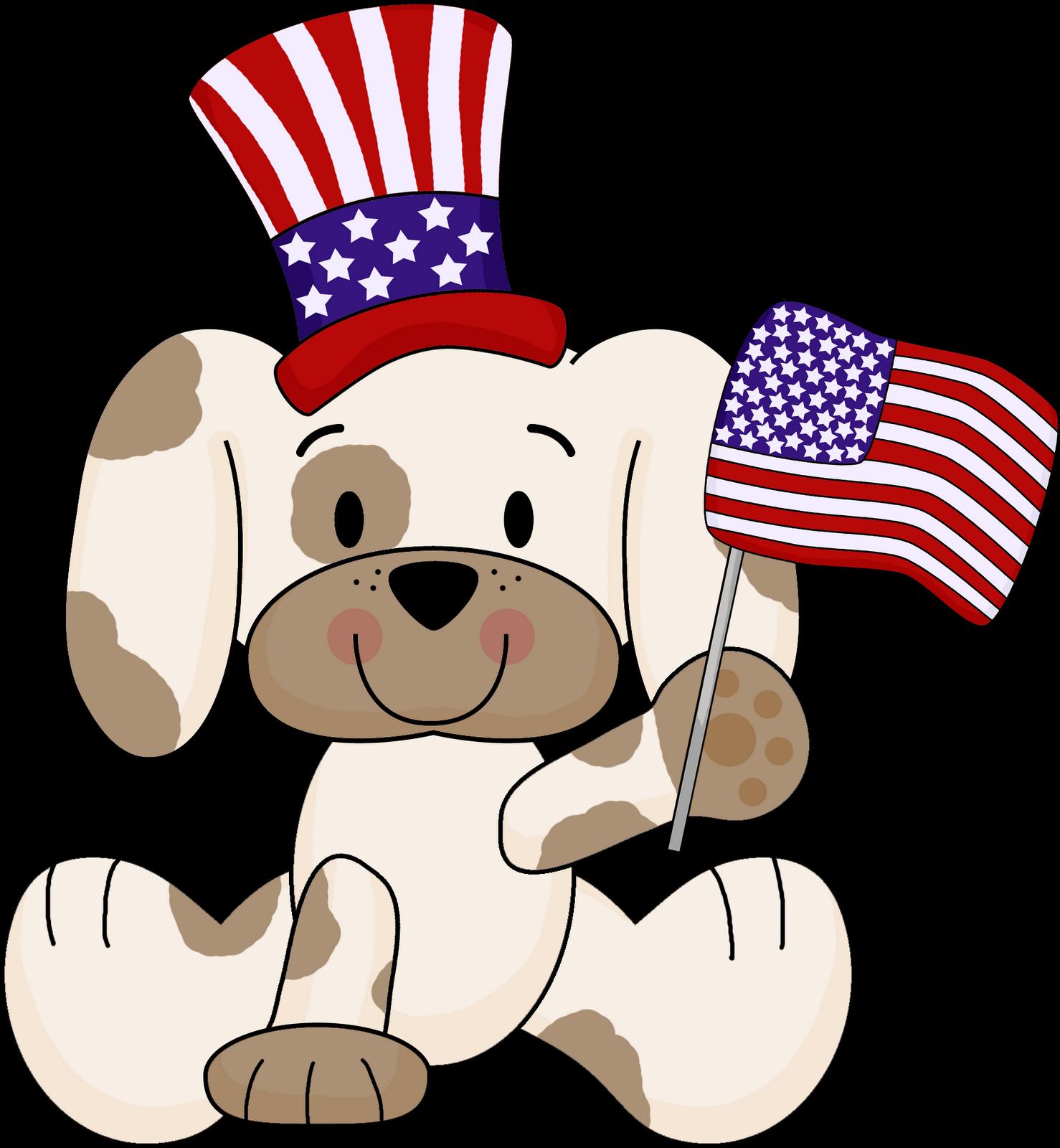 American symbols clip art.