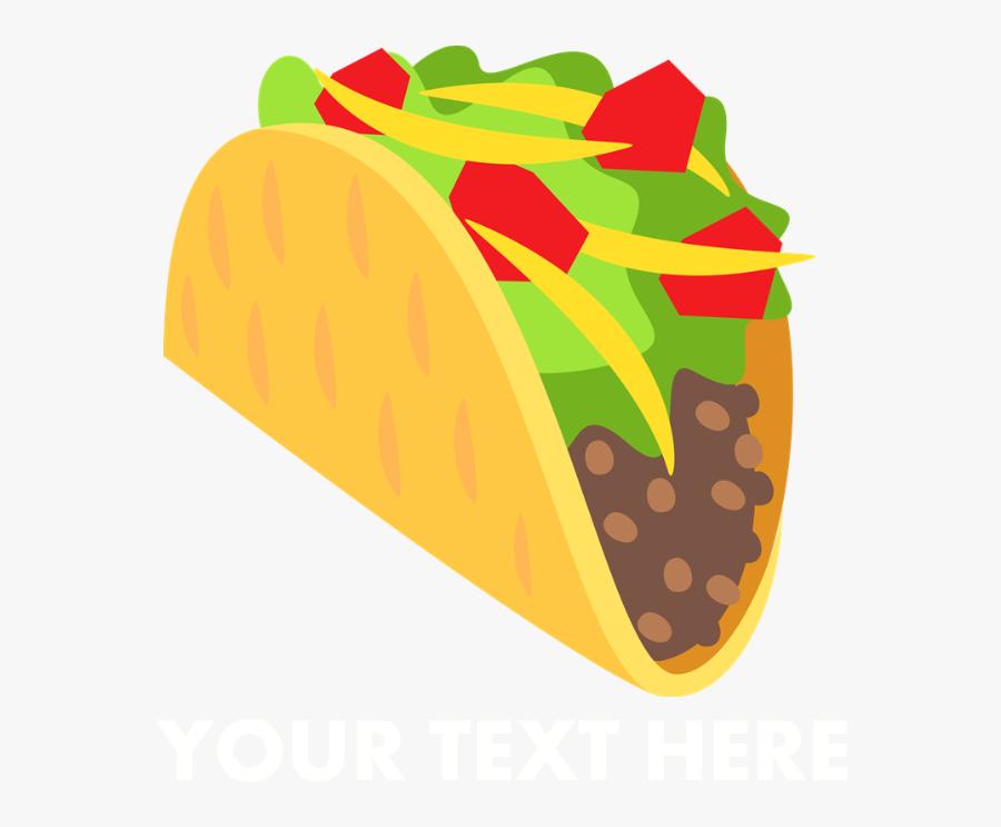Taco Emoji Png.