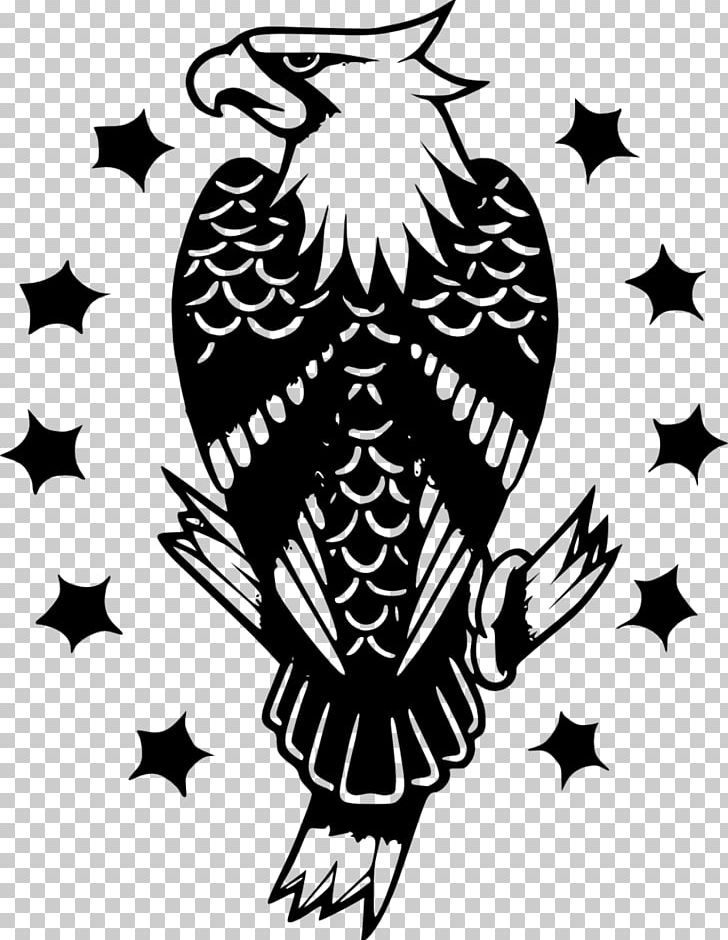 Eagle Old School (tattoo) Sailor Tattoos Flash PNG, Clipart.