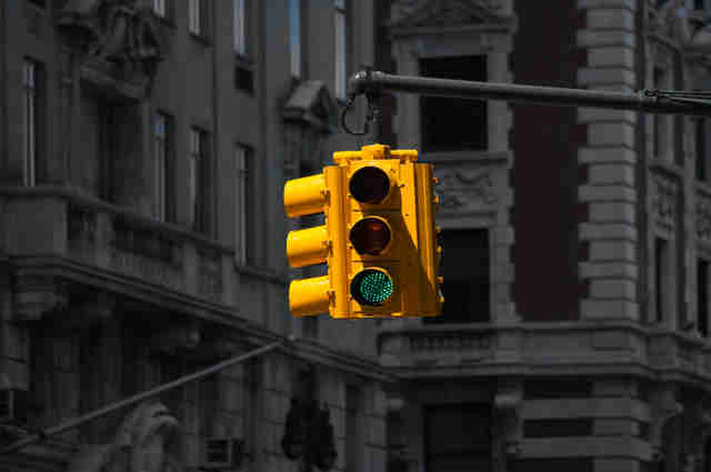 Why Traffic Light Colors Are Red, Yellow, and Green.