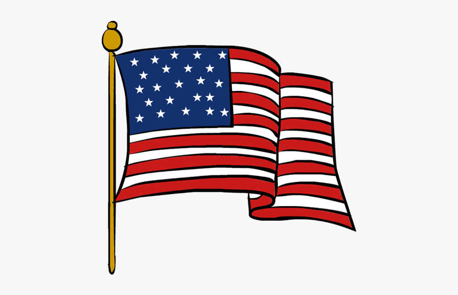 Clipart Veterans Day Flag.