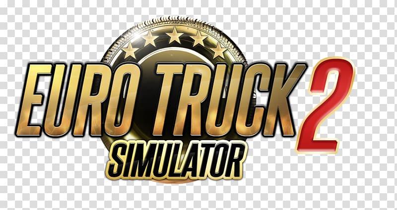 Euro Truck Simulator 2 logo, Euro Truck Simulator 2 American Truck.