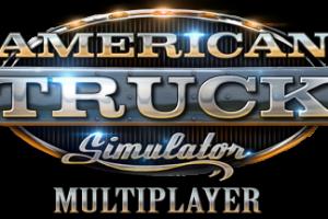 American truck simulator logo png 3 » PNG Image.