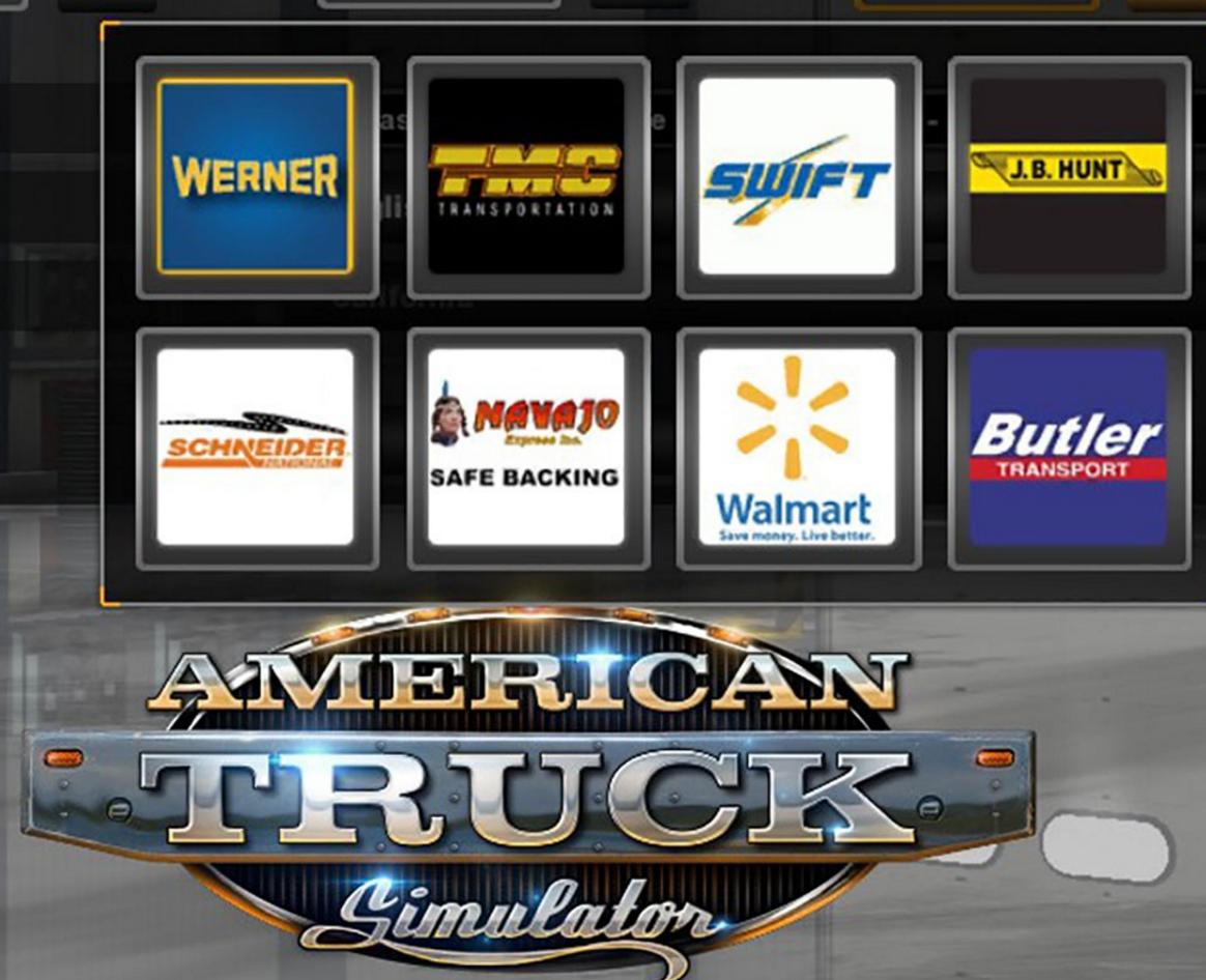 US Companies Logo ATS.