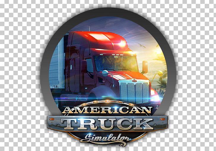 American Truck Simulator Euro Truck Simulator 2 Video Game PC Game.